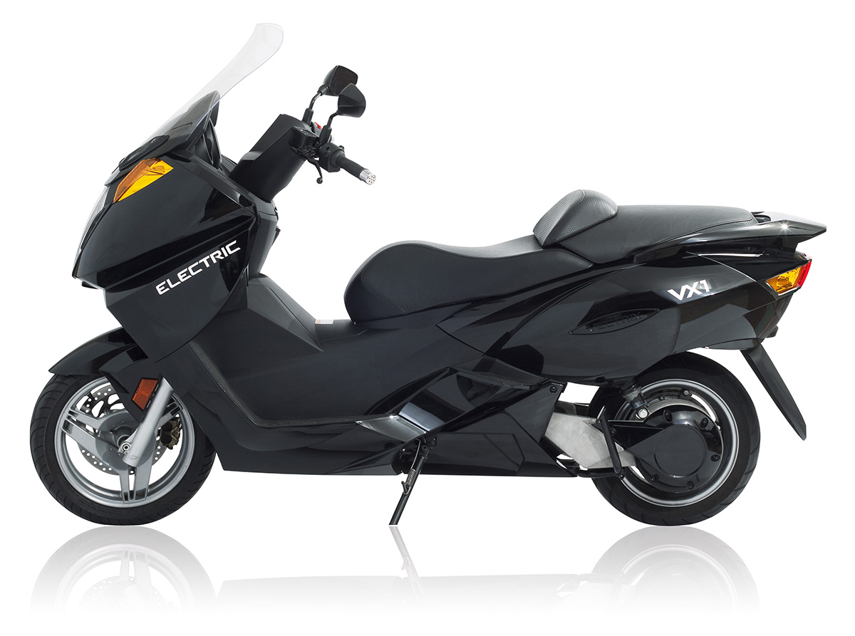 Vx 1 Electric Scooter Electric Scooter Vx 1 Vectrix